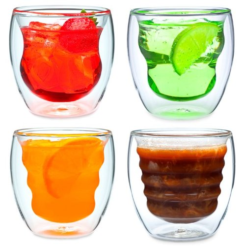 Oz Insulated Drinking Glasses